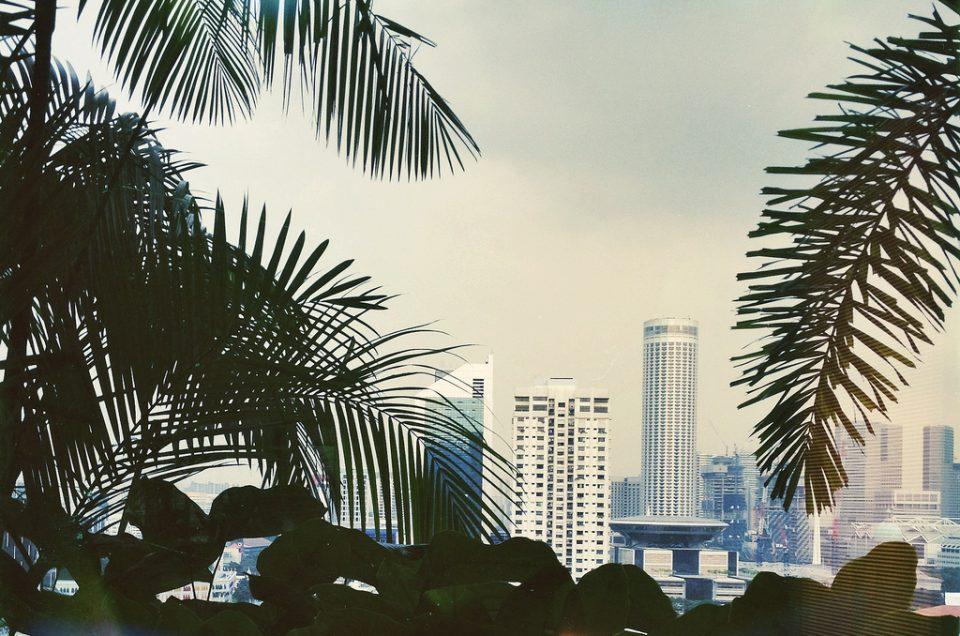 Kuulumisia Singaporesta, osa 1