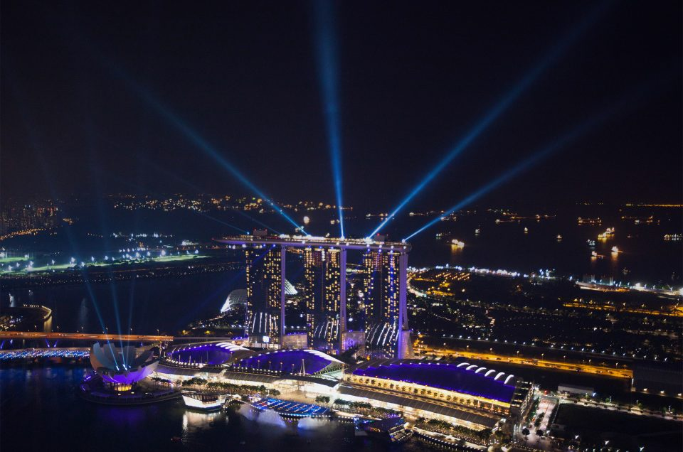 1-Altitude roof-top bar | Singapore