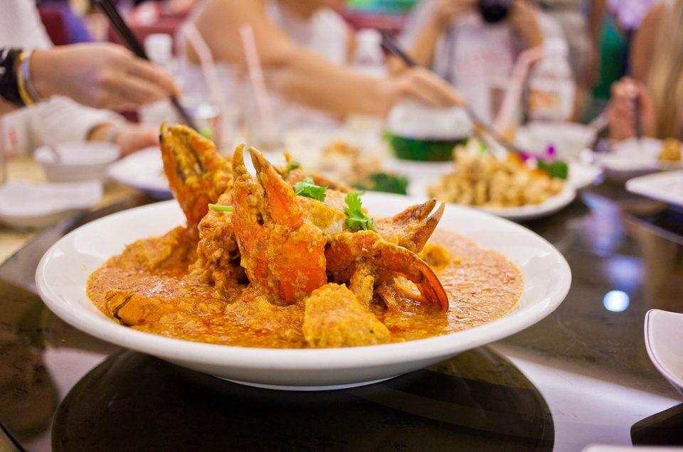 Singaporelainen keittiö, ruokamatkailijan taivas