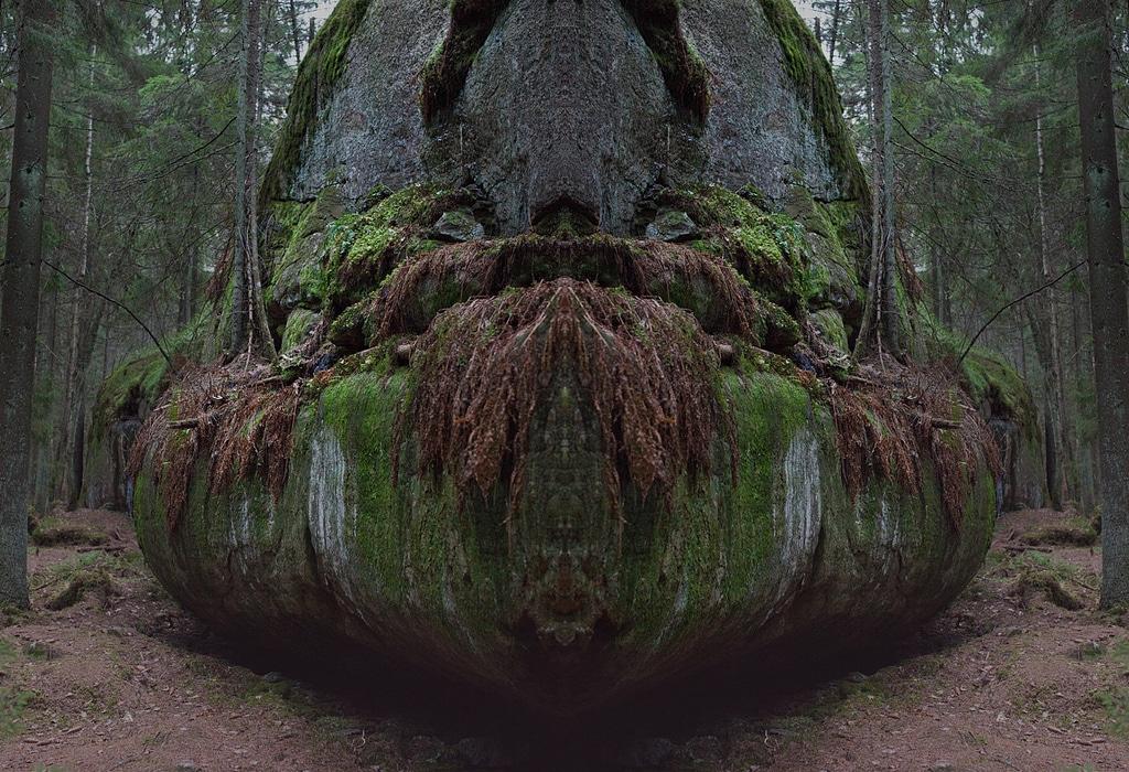 Kalkkiruukin luontopolulla Sipoonkorvessa