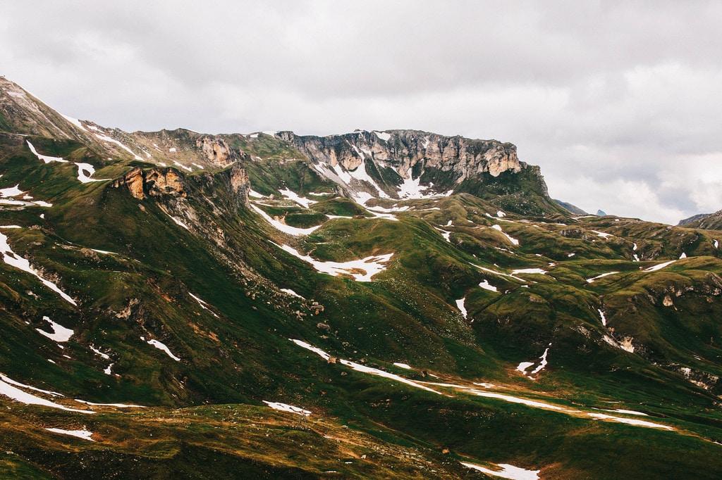 Grossglockner - Itävallan korkein ja komein alppitie