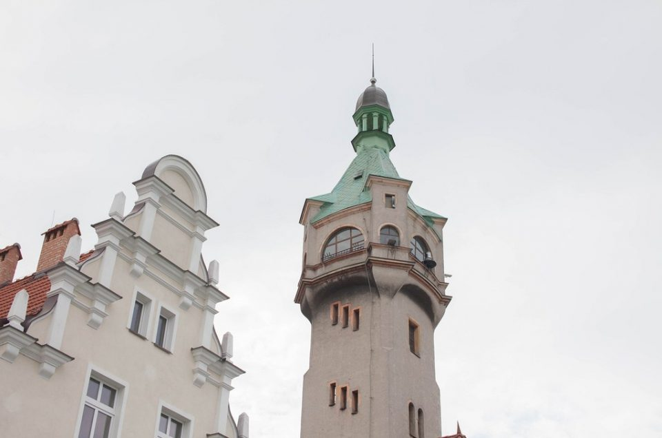 Tässä Sopot, kello yhdessä Helsinki