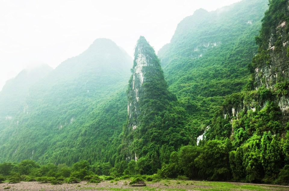 Vuorten ylle kasaantuneita unelmia
