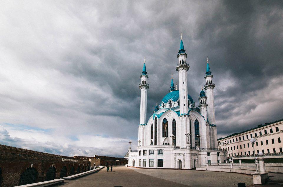 Matkaraportti Kazanin kulisseista