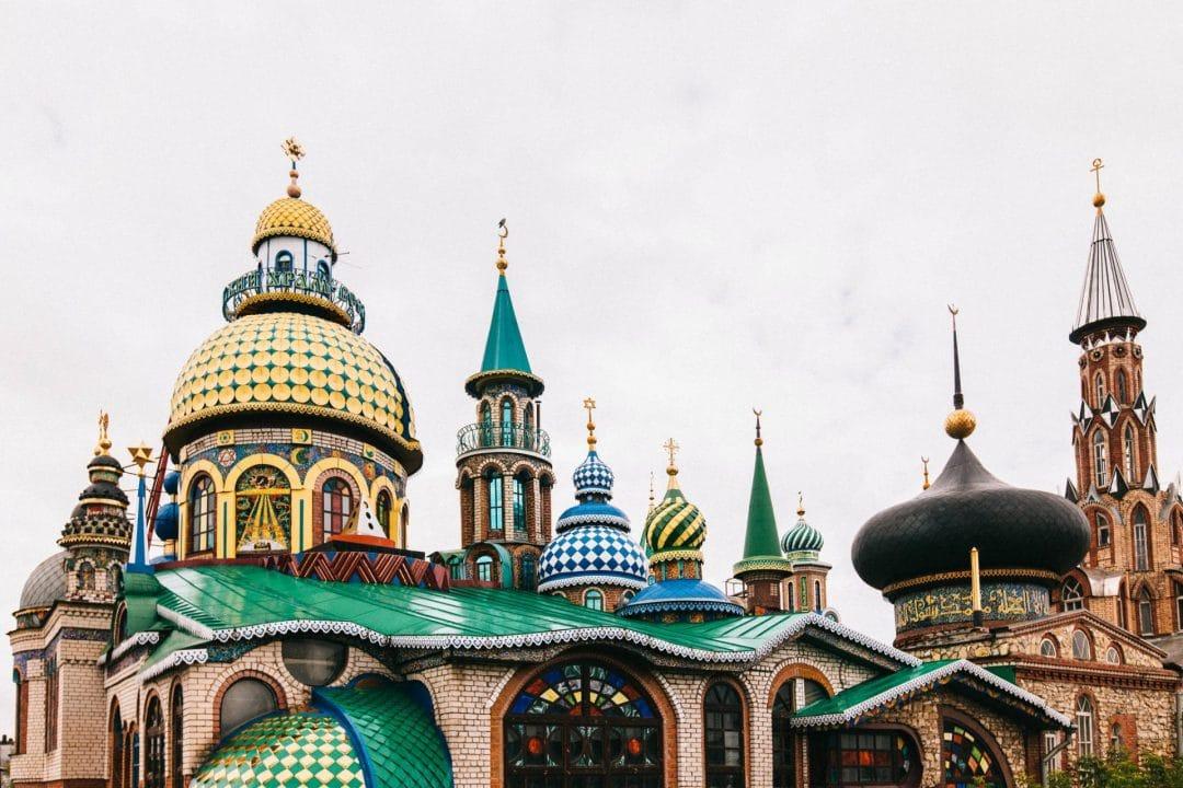 Kaikkien uskontojen temppeli, Kazan
