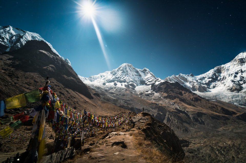 Namaste, Nepal!