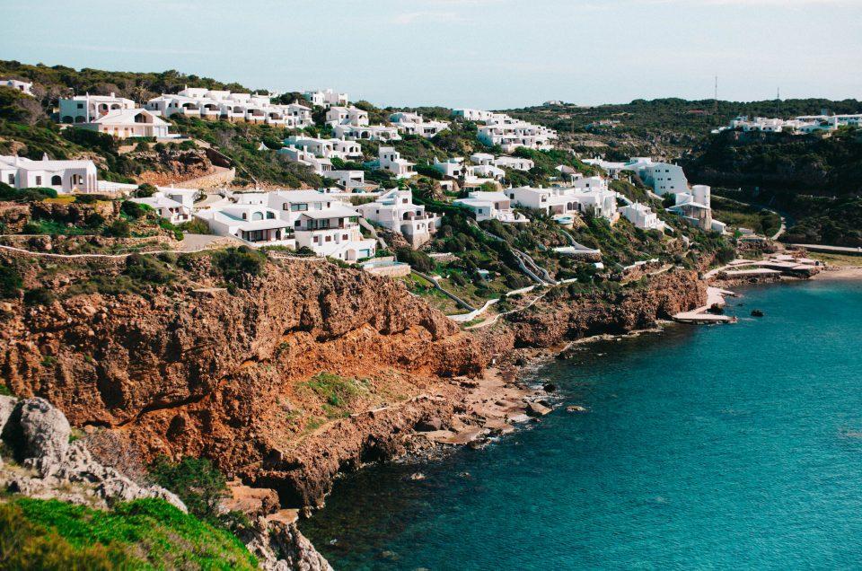 Espanja - Mielipuolisen ihanan Menorcan parasta antia