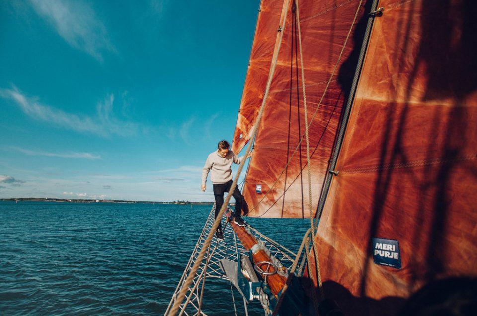 Helsinki – On monni merelle lähtenyt