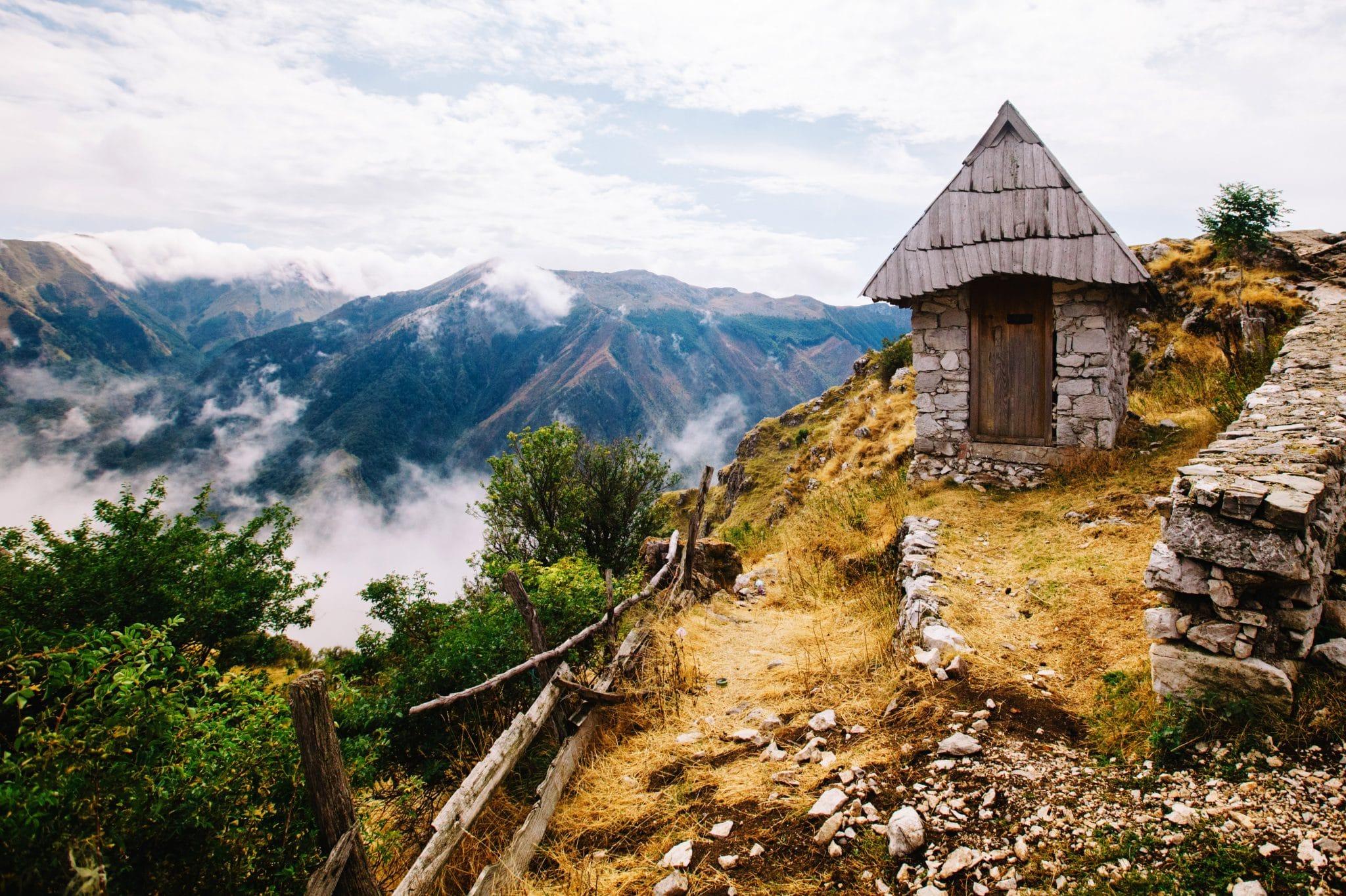 Bosnia ja Hertsegovina - Kamalan kaunis Lukomir