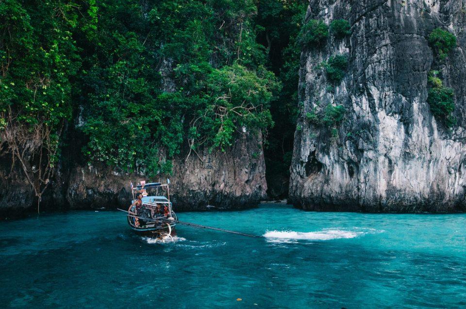 Thaimaa – Postikortteja Krabin saarilta