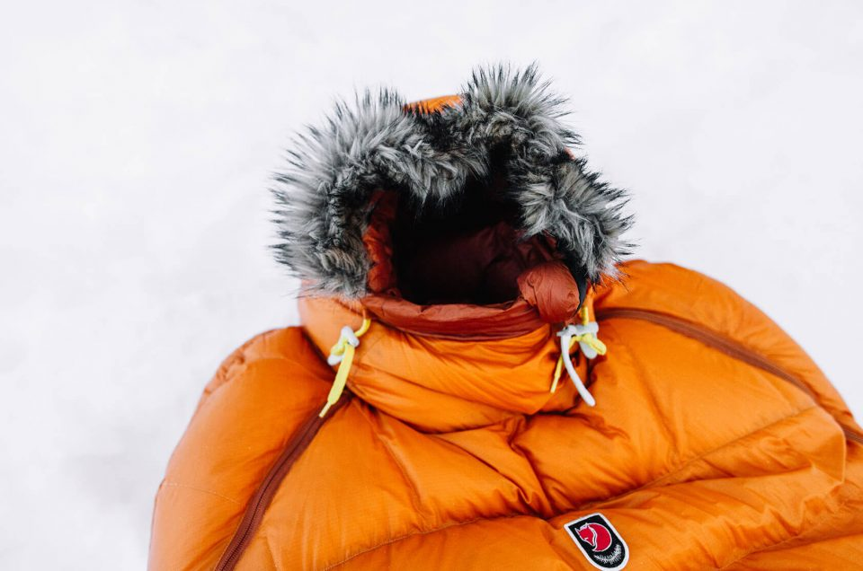 ERÄLOKI: Retkiyöhaaste ja talviretkineitsyys -15°C