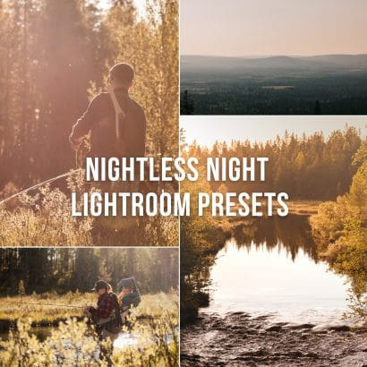 Nightless Night Lightroom Presets