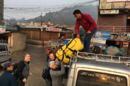 Nepal Langtangin vaellus