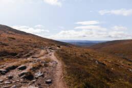 Taivaskero Palla-Yllästunturin kansallispuisto