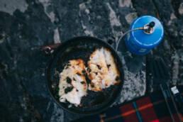 Retkiruoka Porkkalanniemessä