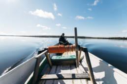 Jerisjärvi nuottaus Jopi Saari