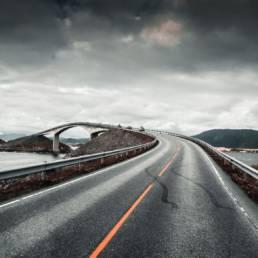 Autolla Norjaan