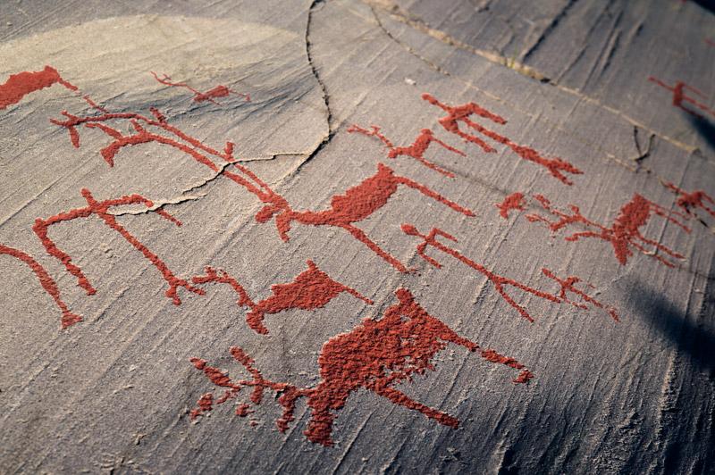 Altan kalliomaalaukset
