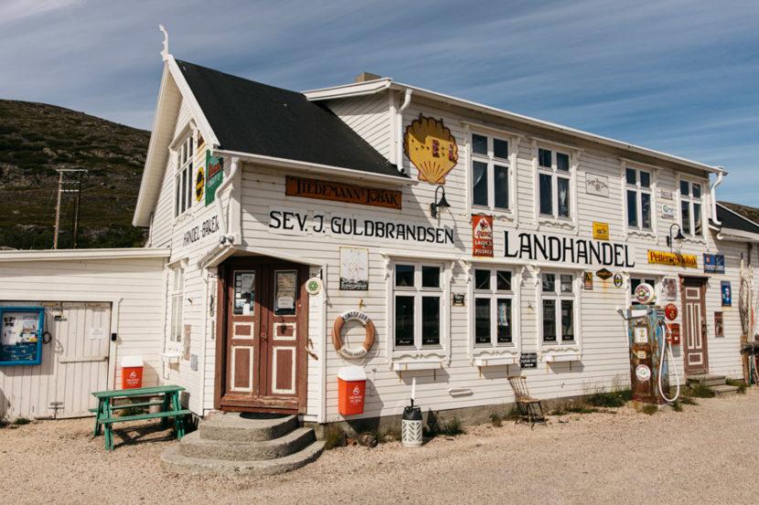 Landhandel Kongsfjord
