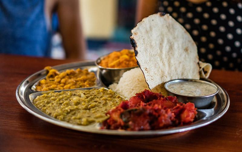intialainen ruoka