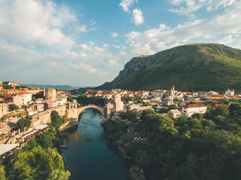 Mostar Bosnia ja Hertsegovina