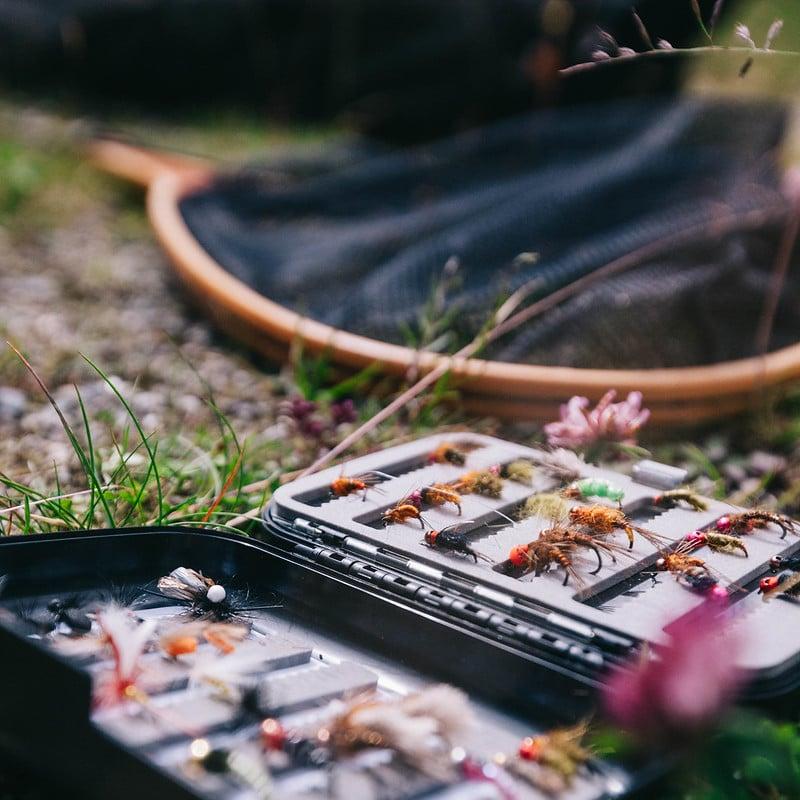 kalastus norjan tunturijärvillä