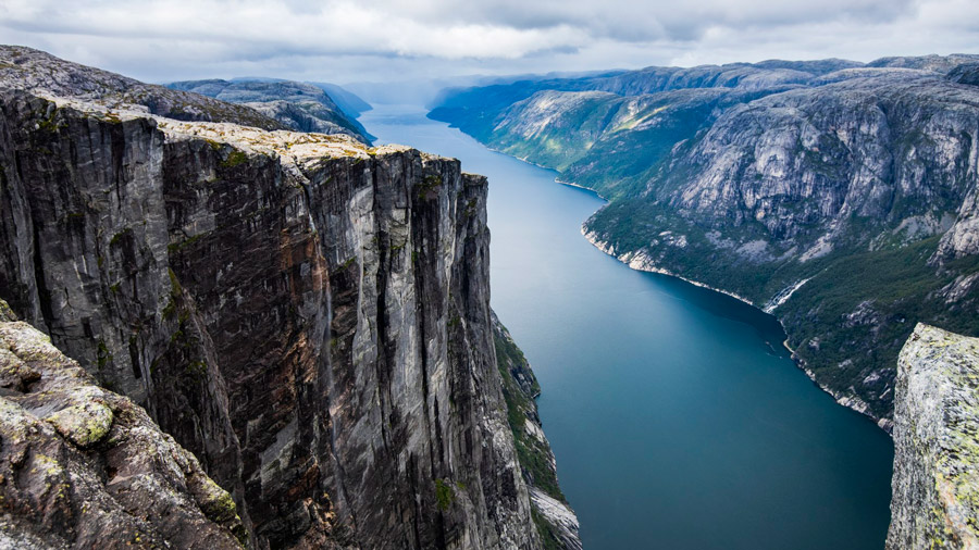 Lysevuono Lysefjord